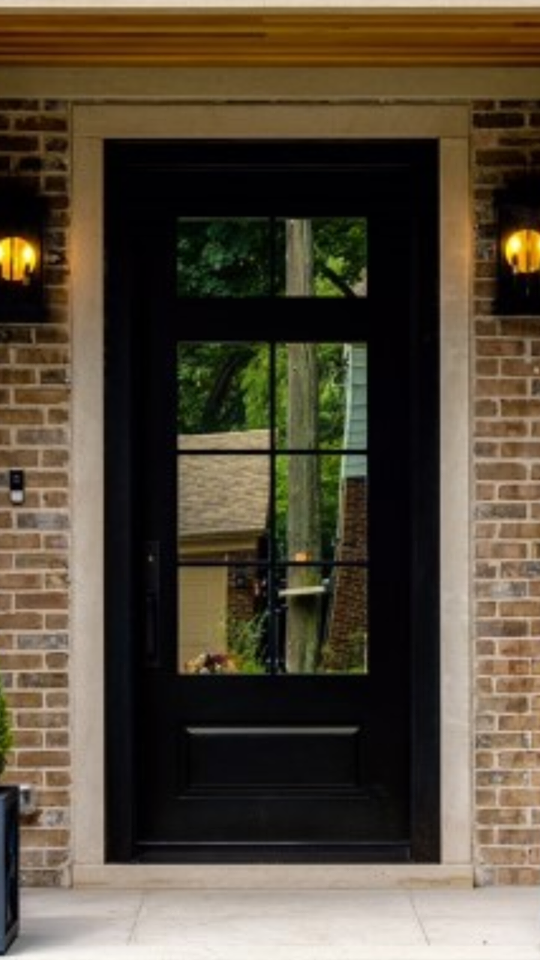 """""""Pleasure in the job puts perfection in the work."""" #SolidWood, #Doors, #Wood, #Mahogany, #CustomMadeDoors, #DoorSupplier, #ExteriorDoors, #InteriorDoors #DoorManufacturer, #EntryDoors. #Woodwork, #MadeinCanada, #DistinctiveLook, #FityourHome Made by #NorthwoodDoorsInc. Your best value and quality, #HandCraftedDoors. Every door manufactured by us has our corporate stamp - a testament to our dedication and passion in woodwork. Let #NorthwoodDoorsInc. add to your home's #CurbAppeal by enhancing the quality and beauty of your #EntryDoors. Visit our #Showroom to envision how one of our many #doors on display might look like at your #Home. Contact us today Tel. 416-253-2034, info@northwooddoors.com, www.northwooddoor.com — in Toronto, Ontario"""
