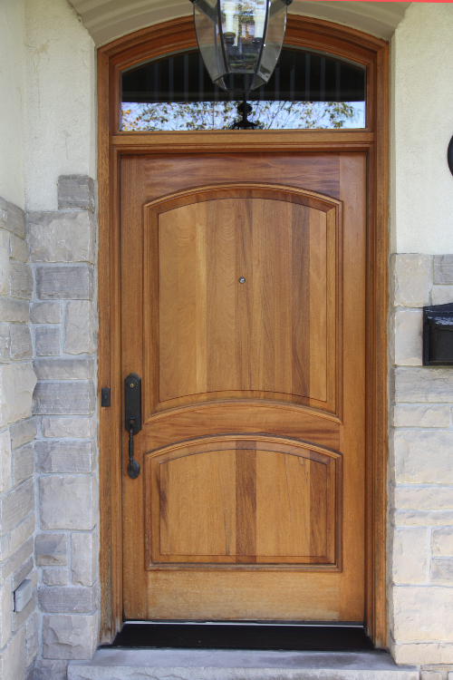 Northwood Doors installation
