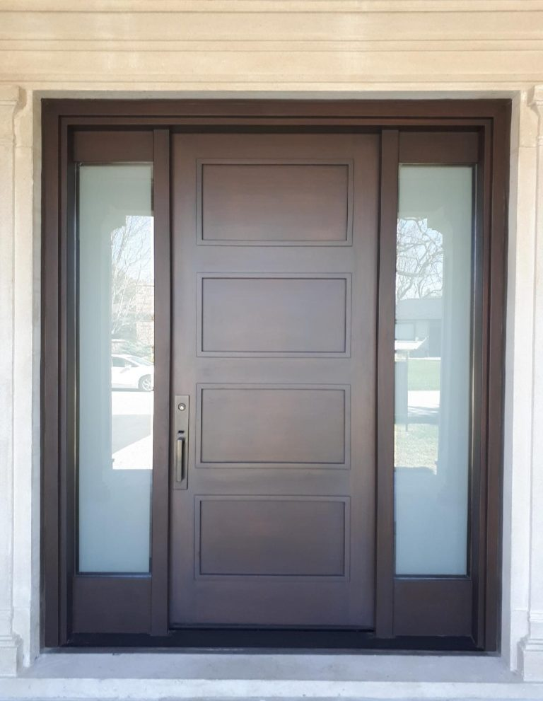 Pleasure to be part of Beautiful Project. #SolidWood, #Mahogany, #CustomMade, #EntryDoor.#DistinctiveLo­ok, #FityourHome #NorthwoodDoorsIncI