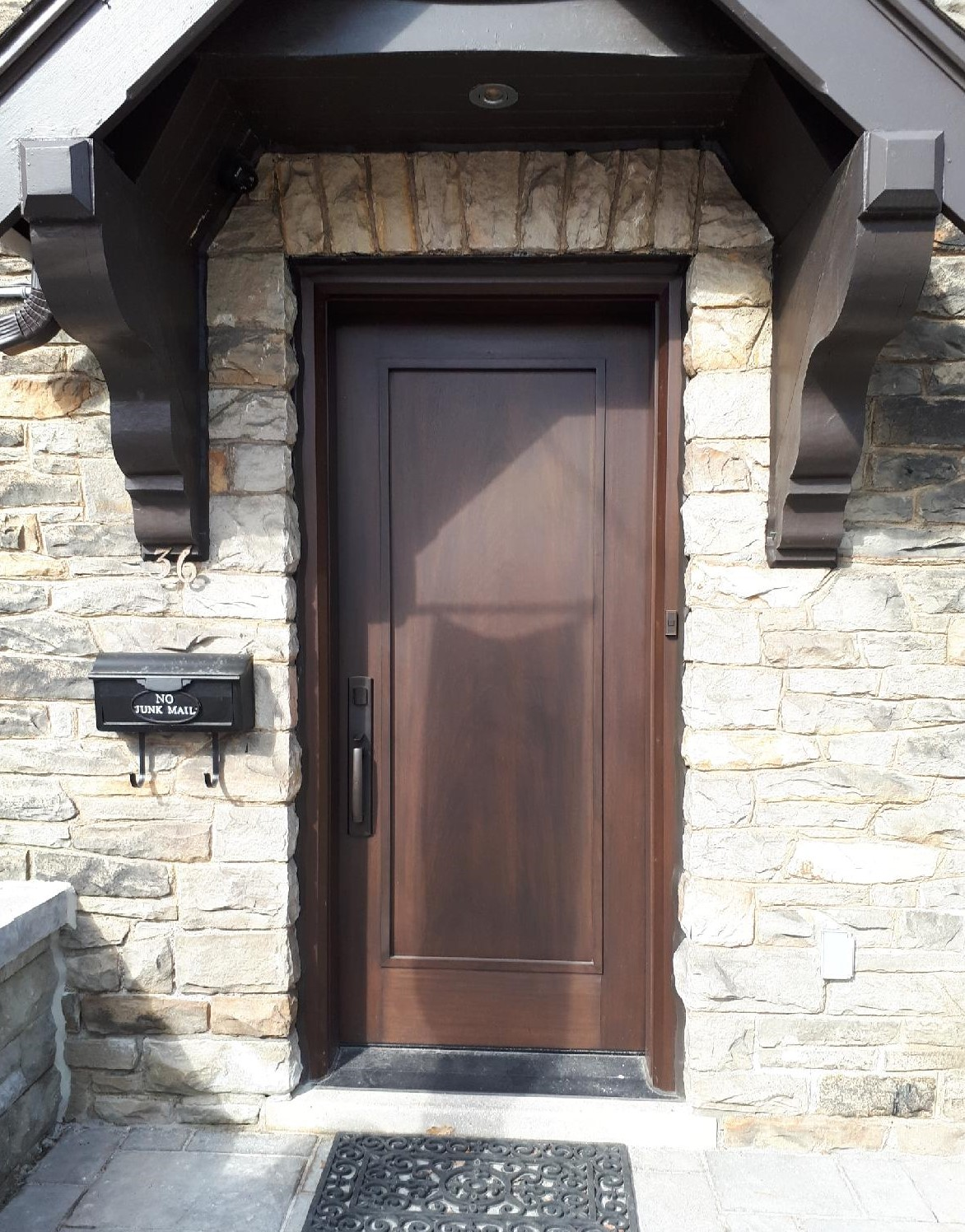 Proud to bring you #Doors that is made right here #MadeinCanada, #Toronto #SolidWood, #Mahogany, #CustomMade, #EntryDoor.#DistinctiveLo­ok, #FityourHome Made by #NorthwoodDoorsInc. Your best value and quality, #HandCraftedDoors. Every door #Manifactured by us has our corporate stamp - a testament to our dedication and passion in #Woodwork. Let #NorthwoodDoorsInc. add to your home's #CurbAppeal by enhancing the quality and beauty of your #EntryDoor. Visit our #Showroom to envision how one of our many doors on display might look like at your home. Contact us today Tel. 416-253-2034, info@northwooddoors.com, www.northwooddoor.com — in Toronto, Ontario. — in Toronto, Ontario. — in Toronto, Ontario.