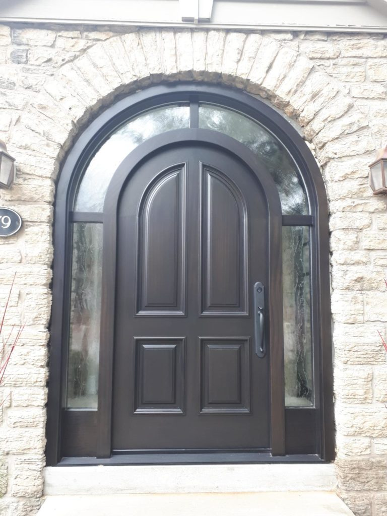 """It's attention to detail that makes the difference between average and stunning"" #SolidWood, #Doors, #Wood #Mahogany, #CustomMadeDoors, #EntryDoors.#DistinctiveLo­ok, #FityourHome Made by #NorthwoodDoorsInc. Your best value and quality, #HandCraftedDoors. Every door #Manifactured by us has our corporate stamp - a testament to our dedication and passion in #Woodwork. Let #NorthwoodDoorsInc. add to your home's #CurbAppeal by enhancing the quality and beauty of your #EntryDoors. Visit our #Showroom to envision how one of our many #doors on display might look like at your #Home. Contact us today Tel. 416-253-2034, info@northwooddoors.com, www.northwooddoor.com — in Toronto, Ontario"