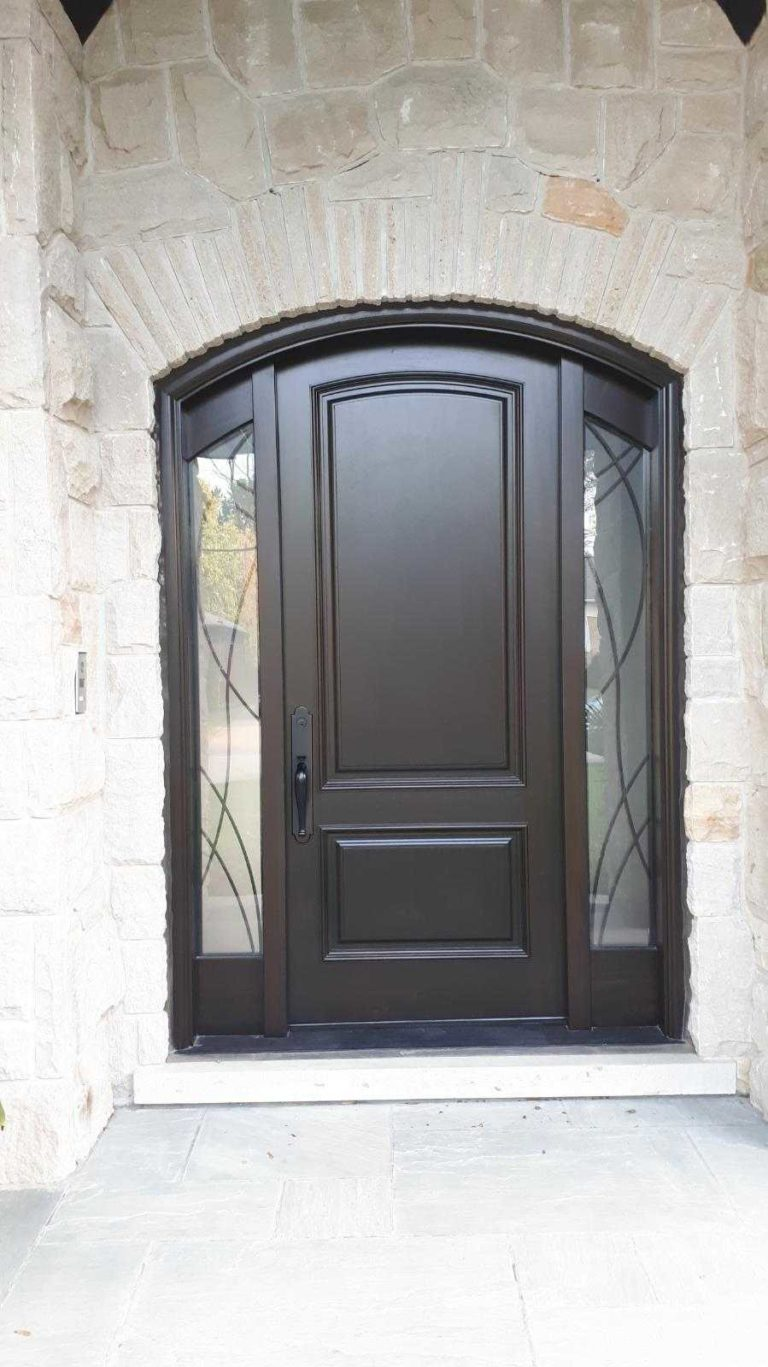"""""""No great thing is created suddenly."""" #SolidWood, #Doors, #Wood #Mahogany, #CustomMadeDoors, #EntryDoors.#DistinctiveLook, #FityourHome Made by #NorthwoodDoorsInc. Your best value and quality, #HandCraftedDoors. Every door #Manifactured by us has our corporate stamp - a testament to our dedication and passion in #Woodwork. Let #NorthwoodDoorsInc. add to your home's #CurbAppeal by enhancing the quality and beauty of your #EntryDoors. Visit our #Showroom to envision how one of our many #doors on display might look like at your #Home. Contact us today Tel. 416-253-2034, info@northwooddoors.com, www.northwooddoor.com — in Toronto, Ontario"""