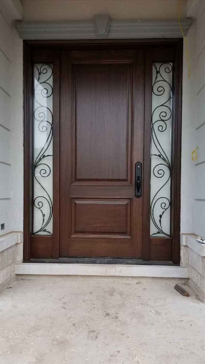 """Hard work is what keeps the ship moving""  #SolidWood, #Doors, #Wood #Mahogany, #CustomMadeDoors, #EntryDoors.#DistinctiveLo­ok, #FityourHome Made by #NorthwoodDoorsInc. Your best value and quality, #HandCraftedDoors. Every door #Manifactured by us has our corporate stamp - a testament to our dedication and passion in #Woodwork. Let #NorthwoodDoorsInc. add to your home's #CurbAppeal by enhancing the quality and beauty of your #EntryDoors. Visit our #Showroom to envision how one of our many #doors on display might look like at your #Home. Contact us today Tel. 416-253-2034, info@northwooddoors.com, www.northwooddoor.com — in Toronto, Ontario"