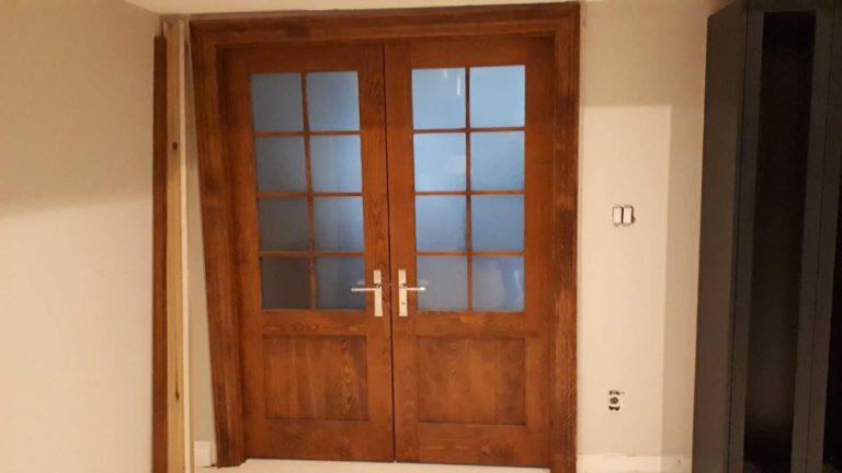 """Inspiration exists but it has to find you working"" #SolidWood, #Doors, #Wood #EuropeanBeech, #CustomMadeDoors, #EntryDoors.#DistinctiveLo­ok, #FityourHome Made by #NorthwoodDoorsInc. Your best value and quality, #HandCraftedDoors. Every door #Manifactured by us has our corporate stamp - a testament to our dedication and passion in #Woodwork. Let #NorthwoodDoorsInc. add to your home's #CurbAppeal by enhancing the quality and beauty of your #EntryDoors. Visit our #Showroom to envision how one of our many #doors on display might look like at your #Home. Contact us today Tel. 416-253-2034, info@northwooddoors.com, www.northwooddoor.com — in Toronto, Ontario"
