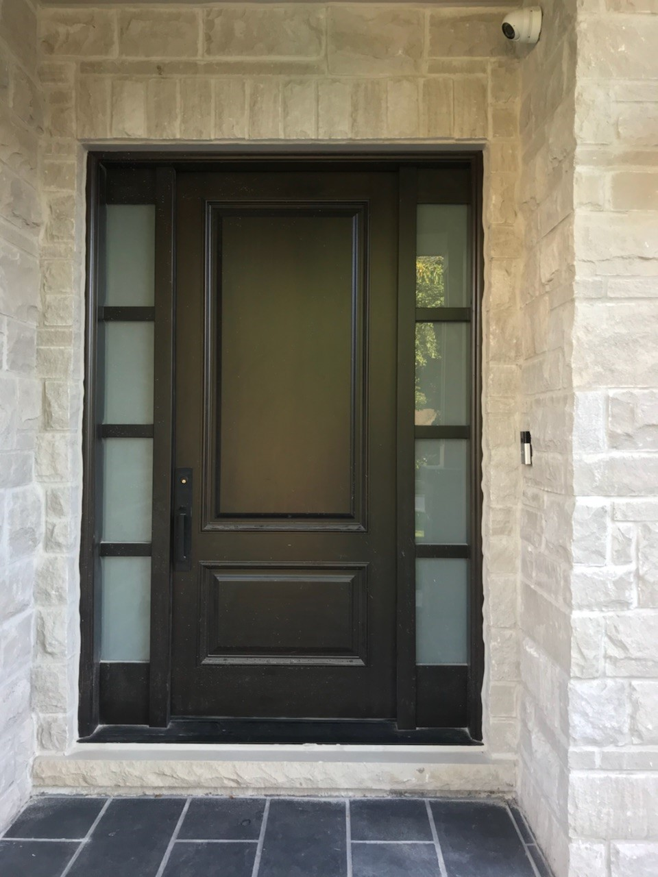 """Ability is what you are capable of doing. Motivation determines what you do. Attitude determines how well you do it"" #SolidWoodDoors, #Mahogany, #CustomMade, #CustomWoodDoors,#EntryDoors.#DistinctiveLo­ok, #FityourHome Made by #NorthwoodDoorsInc. Your best value and #QualityDoors, #HandCraftedDoors. Every door #ManufacturedDoors by us has our corporate stamp - a testament to our dedication and passion in #Woodwork. Let #NorthwoodDoorsInc. add to your home's #CurbAppeal by enhancing the quality and beauty of your #EntryDoor. #MadeinCanada Visit our #Showroom to envision how one of our many doors on display might look like at your home. Contact us today Tel. 416-253-2034, info@northwooddoors.com, www.northwooddoor.com"