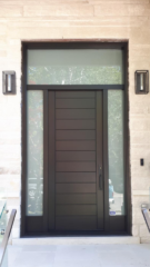 """""""The difference between setting a goal and achieving it, is in having a good plan and working it"""" #SolidWood, #Doors, #Wood, #Mahogany, #CustomMadeDoors, #DoorSupplier, #ExteriorDoors, #InteriorDoors #DoorManufacturer, #EntryDoors. #Woodwork, #MadeinCanada, #DistinctiveLook, #FityourHome Made by #NorthwoodDoorsInc. Your best value and quality, #HandCraftedDoors. Every door manufactured by us has our corporate stamp - a testament to our dedication and passion in woodwork. Let #NorthwoodDoorsInc. add to your home's #CurbAppeal by enhancing the quality and beauty of your #EntryDoors. Visit our #Showroom to envision how one of our many #doors on display might look like at your #Home. Contact us today Tel. 416-253-2034, info@northwooddoors.com, www.northwooddoor.com — in Toronto, Ontario"""