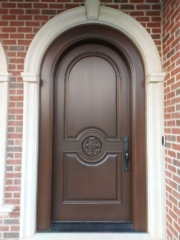 """""""Quality is the best business plan."""" #SolidWood, #Doors, #Wood, #Mahogany, #CustomMadeDoors, #DoorSupplier, #ExteriorDoors, #InteriorDoors #DoorManufacturer, #EntryDoors. #Woodwork, #MadeinCanada, #DistinctiveLook, #FityourHome Made by #NorthwoodDoorsInc. Your best value and quality, #HandCraftedDoors. Every door manufactured by us has our corporate stamp - a testament to our dedication and passion in woodwork. Let #NorthwoodDoorsInc. add to your home's #CurbAppeal by enhancing the quality and beauty of your #EntryDoors. Visit our #Showroom to envision how one of our many #doors on display might look like at your #Home. Contact us today Tel. 416-253-2034, info@northwooddoors.com, www.northwooddoor.com — in Toronto, Ontario"""