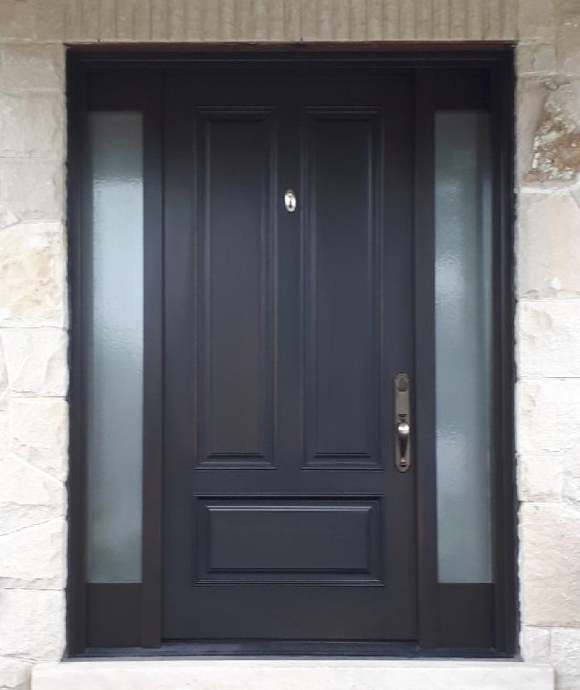 """""""Everything is made Beautiful & Fair & Lovely is made for the eye of one who sees"""" #SolidWoodDoors, #Mahogany, #CustomMade, #CustomWoodDoors,#EntryDoors.#DistinctiveLook, #FityourHome Made by #NorthwoodDoorsInc. Your best value and #QualityDoors, #HandCraftedDoors. Every door #ManifacturedDoors by us has our corporate stamp - a testament to our dedication and passion in #Woodwork. Let #NorthwoodDoorsInc. add to your home's #CurbAppeal by enhancing the quality and beauty of your #EntryDoor. #MadeinCanada Visit our #Showroom to envision how one of our many doors on display might look like at your home. Contact us today Tel. 416-253-2034, info@northwooddoors.com, www.northwooddoor.com — Toronto"""