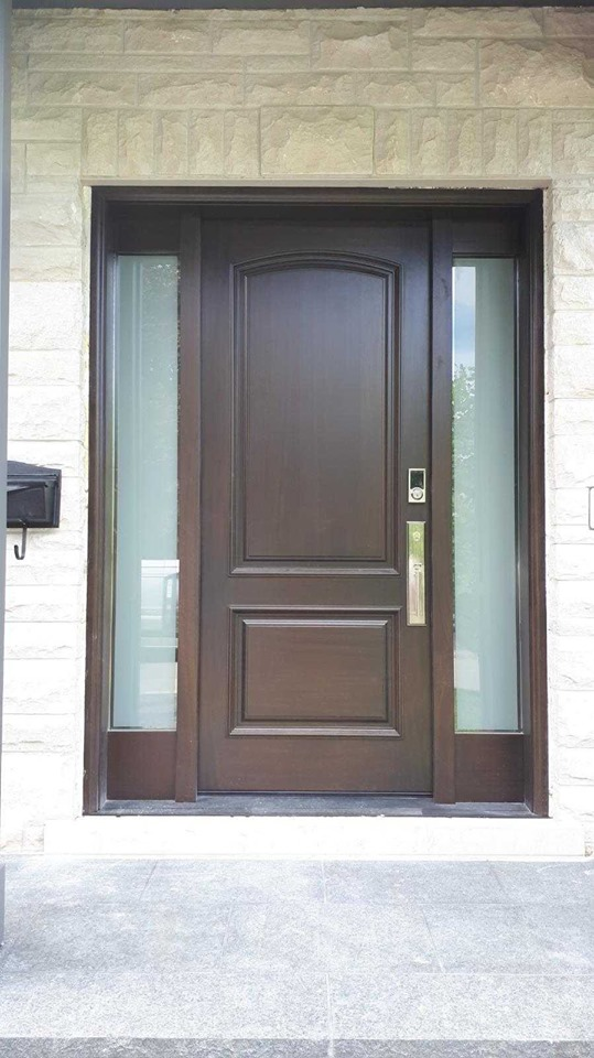 """Potential is not an endpoint but a capacity to grow and learn"" #SolidWood, #Doors, #Wood #Mahogany, #CustomMadeDoors, #EntryDoors.#DistinctiveLo­ok, #FityourHome Made by #NorthwoodDoorsInc. Your best value and quality, #HandCraftedDoors. Every door #Manifactured by us has our corporate stamp - a testament to our dedication and passion in #Woodwork. Let #NorthwoodDoorsInc. add to your home's #CurbAppeal by enhancing the quality and beauty of your #EntryDoors. Visit our #Showroom to envision how one of our many #doors on display might look like at your #Home. Contact us today Tel. 416-253-2034, info@northwooddoors.com, www.northwooddoor.com — in Toronto, Ontario"