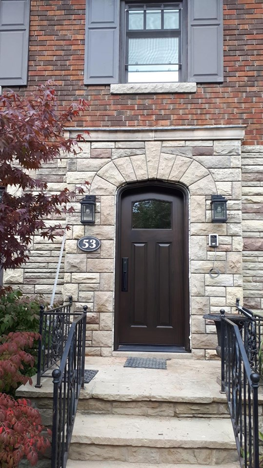 """It""s no big thing, but you make big things out of little things"" #SolidWood, #Doors, #Wood #Mahogany, #CustomMadeDoors, #EntryDoors.#DistinctiveLo­ok, #FityourHome Made by #NorthwoodDoorsInc. Your best value and quality, #HandCraftedDoors. Every door #Manifactured by us has our corporate stamp - a testament to our dedication and passion in #Woodwork. Let #NorthwoodDoorsInc. add to your home's #CurbAppeal by enhancing the quality and beauty of your #EntryDoors. Visit our #Showroom to envision how one of our many #doors on display might look like at your #Home. Contact us today Tel. 416-253-2034, info@northwooddoors.com, www.northwooddoor.com — in Toronto, Ontario"