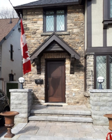 Proud to bring you #Doors, product that is made right here #MadeinCanada, #CanadianFlag , #Toronto #SolidWood, #Mahogany, #CustomMade, #EntryDoor.#DistinctiveLo­ok, #FityourHome Made by #NorthwoodDoorsInc. Your best value and quality, #HandCraftedDoors. Every door #Manifactured by us has our corporate stamp - a testament to our dedication and passion in #Woodwork. Let #NorthwoodDoorsInc. add to your home's #CurbAppeal by enhancing the quality and beauty of your #EntryDoor. Visit our #Showroom to envision how one of our many doors on display might look like at your home. Contact us today Tel. 416-253-2034, info@northwooddoors.com, www.northwooddoor.com — in Toronto, Ontario. — in Toronto, Ontario. — in Toronto, Ontario.