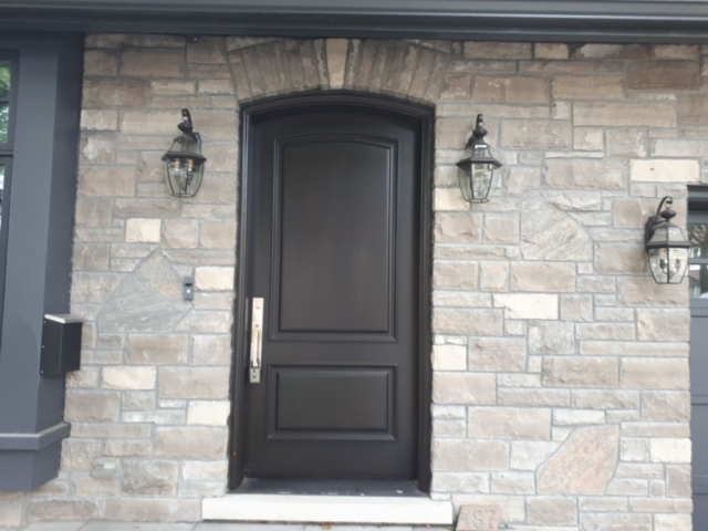 """""""Make it simple, but significant"""" #SolidWood, #Doors, #Wood #Mahogany, #CustomMadeDoors, #EntryDoors.#DistinctiveLook, #FityourHome Made by #NorthwoodDoorsInc. Your best value and quality, #HandCraftedDoors. Every door #Manifactured by us has our corporate stamp - a testament to our dedication and passion in #Woodwork. Let #NorthwoodDoorsInc. add to your home's #CurbAppeal by enhancing the quality and beauty of your #EntryDoors. Visit our #Showroom to envision how one of our many #doors on display might look like at your #Home. Contact us today Tel. 416-253-2034, info@northwooddoors.com, www.northwooddoor.com — in Toronto, Ontario"""