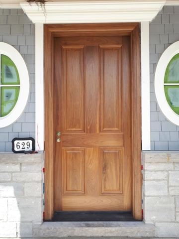 """Envision it, it's possible, but if you schedule it, it's real."" #WalnutDoor #SolidWood, #Doors, #Wood, #CustomMadeDoors, #DoorSupplier, #ExteriorDoors, #InteriorDoors #DoorManufacturer, #EntryDoors. #Woodwork, #MadeinCanada, #DistinctiveLo­ok, #FityourHome Made by #NorthwoodDoorsInc. Your best value and quality, #HandCraftedDoors. Every door manufactured by us has our corporate stamp - a testament to our dedication and passion in woodwork. Let #NorthwoodDoorsInc. add to your home's #CurbAppeal by enhancing the quality and beauty of your #EntryDoors. Visit our #Showroom to envision how one of our many #doors on display might look like at your #Home. Contact us today Tel. 416-253-2034, info@northwooddoors.com, www.northwooddoor.com — in Toronto, Ontario"