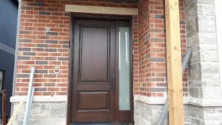 """""""Nobody who ever gave his best regretted it"""" #SolidWood, #Doors, #Wood #Mahogany, #CustomMadeDoors, #EntryDoors.#DistinctiveLook, #FityourHome Made by #NorthwoodDoorsInc. Your best value and quality, #HandCraftedDoors. Every door #Manifactured by us has our corporate stamp - a testament to our dedication and passion in #Woodwork. Let #NorthwoodDoorsInc. add to your home's #CurbAppeal by enhancing the quality and beauty of your #EntryDoors. Visit our #Showroom to envision how one of our many #doors on display might look like at your #Home. Contact us today Tel. 416-253-2034, info@northwooddoors.com, www.northwooddoor.com — in Toronto, Ontario"""