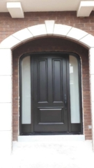 """""""It never gets easier you just get better"""" #SolidWood, #Doors, #Wood #Mahogany, #CustomMadeDoors, #EntryDoors.#DistinctiveLook, #FityourHome Made by #NorthwoodDoorsInc. Your best value and quality, #HandCraftedDoors. Every door #Manifactured by us has our corporate stamp - a testament to our dedication and passion in #Woodwork. Let #NorthwoodDoorsInc. add to your home's #CurbAppeal by enhancing the quality and beauty of your #EntryDoors. Visit our #Showroom to envision how one of our many #doors on display might look like at your #Home. Contact us today Tel. 416-253-2034, info@northwooddoors.com, www.northwooddoor.com — in Toronto, Ontario"""
