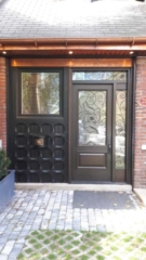 """""""To know how to do something well is to enjoy it"""" #SolidWood, #Doors, #Wood #Mahogany, #CustomMadeDoors, #EntryDoors.#DistinctiveLook, #FityourHome Made by #NorthwoodDoorsInc. Your best value and quality, #HandCraftedDoors. Every door #Manifactured by us has our corporate stamp - a testament to our dedication and passion in #Woodwork. Let #NorthwoodDoorsInc. add to your home's #CurbAppeal by enhancing the quality and beauty of your #EntryDoors. Visit our #Showroom to envision how one of our many #doors on display might look like at your #Home. Contact us today Tel. 416-253-2034, info@northwooddoors.com, www.northwooddoor.com — in Toronto, Ontario"""