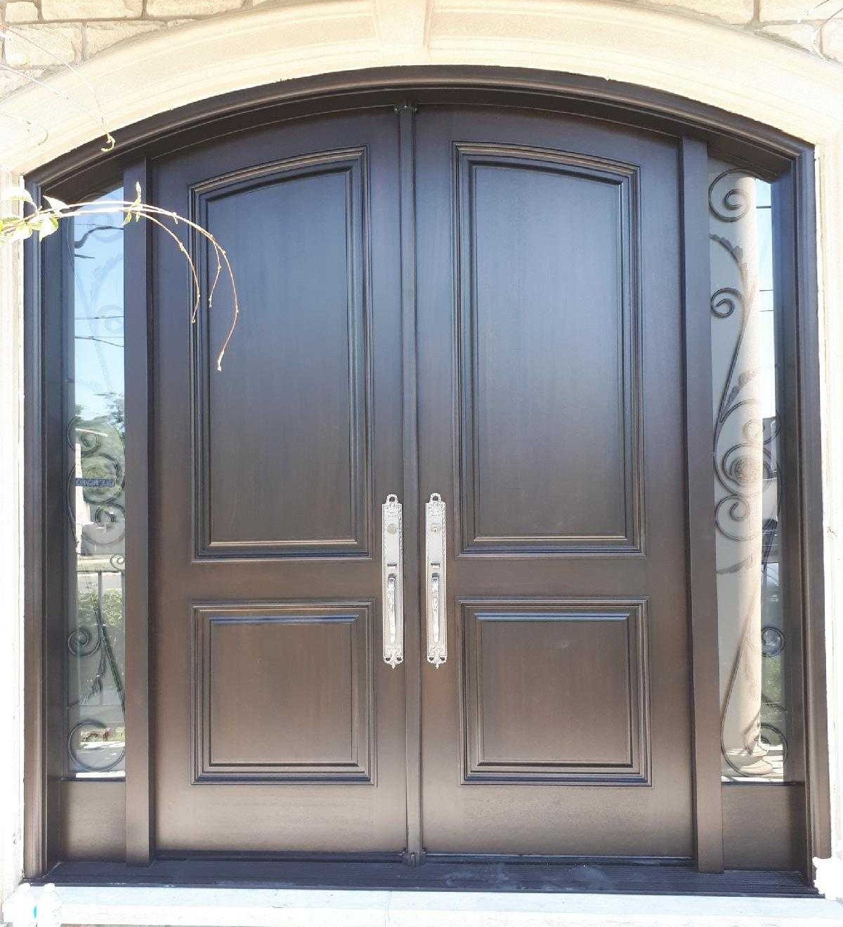"Love of beauyi is taste. The creation of beauty is art"" #SolidWoodDoors, #Mahogany, #CustomMade, #CustomWoodDoors,#EntryDoors.#DistinctiveLo­ok, #FityourHome Made by #NorthwoodDoorsInc. Your best value and #QualityDoors, #HandCraftedDoors. Every door #ManifacturedDoors by us has our corporate stamp - a testament to our dedication and passion in #Woodwork. Let #NorthwoodDoorsInc. add to your home's #CurbAppeal by enhancing the quality and beauty of your #EntryDoor. #MadeinCanada Visit our #Showroom to envision how one of our many doors on display might look like at your home. Contact us today Tel. 416-253-2034, info@northwooddoors.com, www.northwooddoor.com — Toronto"