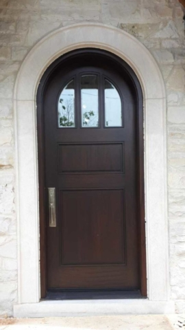 """""""Elegance is the balance between proportion, emotion and surprise"""" #SolidWood, #Doors, #Wood #Mahogany, #CustomMadeDoors, #EntryDoors.#DistinctiveLook, #FityourHome Made by #NorthwoodDoorsInc. Your best value and quality, #HandCraftedDoors. Every door #Manifactured by us has our corporate stamp - a testament to our dedication and passion in #Woodwork. Let #NorthwoodDoorsInc. add to your home's #CurbAppeal by enhancing the quality and beauty of your #EntryDoors. Visit our #Showroom to envision how one of our many #doors on display might look like at your #Home. Contact us today Tel. 416-253-2034, info@northwooddoors.com, www.northwooddoor.com — in Toronto, Ontario"""