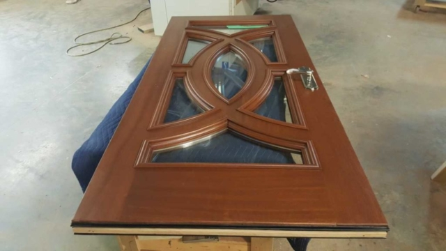 """""""Always do your best. What you plant now, you will harvest later""""."""" #SolidWood, #Doors, #Wood #Mahogany, #CustomMadeDoors, #EntryDoors.#DistinctiveLook, #FityourHome Made by #NorthwoodDoorsInc. Your best value and quality, #HandCraftedDoors. Every door #Manifactured by us has our corporate stamp - a testament to our dedication and passion in #Woodwork. Let #NorthwoodDoorsInc. add to your home's #CurbAppeal by enhancing the quality and beauty of your #EntryDoors. Visit our #Showroom to envision how one of our many #doors on display might look like at your #Home. Contact us today Tel. 416-253-2034, info@northwooddoors.com, www.northwooddoor.com — in Toronto, Ontario"""