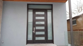 """""""Work hard to get good, work harder to get better"""" #SolidWoodDoors, #Mahogany, #CustomMade, 74""""x117"""" #CustomWoodDoors,#EntryDoors.#DistinctiveLook, #FityourHome Made by #NorthwoodDoorsInc. Your best value and #QualityDoors, #HandCraftedDoors. Every door #ManufacturedDoors by us has our corporate stamp - a testament to our dedication and passion in #Woodwork. Let #NorthwoodDoorsInc. add to your home's #CurbAppeal by enhancing the quality and beauty of your #EntryDoor. #MadeinCanada Visit our #Showroom to envision how one of our many doors on display might look like at your home. Contact us today Tel. 416-253-2034, info@northwooddoors.com, www.northwooddoor.com — Toronto"""