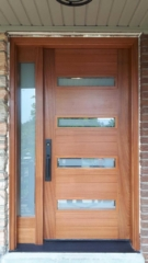 """""""We are what we repeatedly do. Excellence, then is not an act, but a habit"""" #SolidWoodDoors, #Mahogany, #CustomMade, #CustomWoodDoors,#EntryDoors.#DistinctiveLook, #FityourHome Made by #NorthwoodDoorsInc. Your best value and #QualityDoors, #HandCraftedDoors. Every door #ManufacturedDoors by us has our corporate stamp - a testament to our dedication and passion in #Woodwork. Let #NorthwoodDoorsInc. add to your home's #CurbAppeal by enhancing the quality and beauty of your #EntryDoor. #MadeinCanada Visit our #Showroom to envision how one of our many doors on display might look like at your home. Contact us today Tel. 416-253-2034, info@northwooddoors.com, www.northwooddoor.com"""