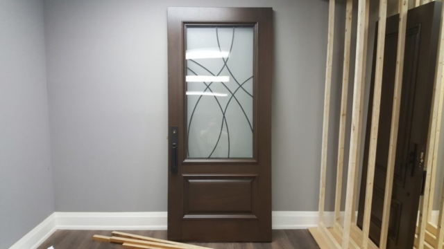 """It is not enough that we build product that funktion, we also need to build product that brings joy & exitement."" #SolidWoodDoors, #Mahogany, #CustomMade, #CustomWoodDoors,#EntryDoors.#DistinctiveLo­ok, #FityourHome Made by #NorthwoodDoorsInc. Your best value and #QualityDoors, #HandCraftedDoors. Every door #ManufacturedDoors by us has our corporate stamp - a testament to our dedication and passion in #Woodwork. Let #NorthwoodDoorsInc. add to your home's #CurbAppeal by enhancing the quality and beauty of your #EntryDoor. #MadeinCanada Visit our #Showroom to envision how one of our many doors on display might look like at your home. Contact us today Tel. 416-253-2034, info@northwooddoors.com, www.northwooddoor.com"