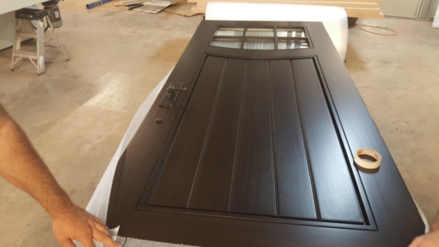"""Look at everything always as though you were seeing it either for the first or last time"" #SolidWoodDoors, #Mahogany, #CustomMade, #CustomWoodDoors,#EntryDoors.#DistinctiveLo­ok, #FityourHome Made by #NorthwoodDoorsInc. Your best value and #QualityDoors, #HandCraftedDoors. Every door #ManufacturedDoors by us has our corporate stamp - a testament to our dedication and passion in #Woodwork. Let #NorthwoodDoorsInc. add to your home's #CurbAppeal by enhancing the quality and beauty of your #EntryDoor. #MadeinCanada Visit our #Showroom to envision how one of our many doors on display might look like at your home. Contact us today Tel. 416-253-2034, info@northwooddoors.com, www.northwooddoor.com"