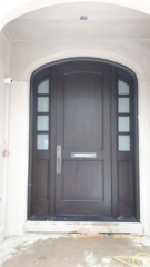 """""""Good works do not make a good man, but a good man does good work"""" #SolidWood, #Doors, #Wood #Mahogany, #CustomMadeDoors, #EntryDoors.#DistinctiveLook, #FityourHome Made by #NorthwoodDoorsInc. Your best value and quality, #HandCraftedDoors. Every door #Manifactured by us has our corporate stamp - a testament to our dedication and passion in #Woodwork. Let #NorthwoodDoorsInc. add to your home's #CurbAppeal by enhancing the quality and beauty of your #EntryDoors.Visit our #Showroom to envision how one of our many #doors on display might look like at your #Home. Contact us today Tel. 416-253-2034, info@northwooddoors.com, www.northwooddoor.com — in Toronto, Ontario"""